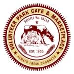 Volunteer Park Cafe Logo
