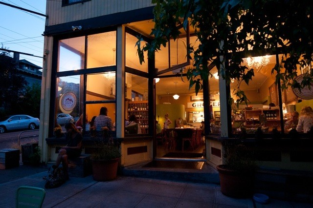 Volunteer Park Cafe - a warm and welcoming place
