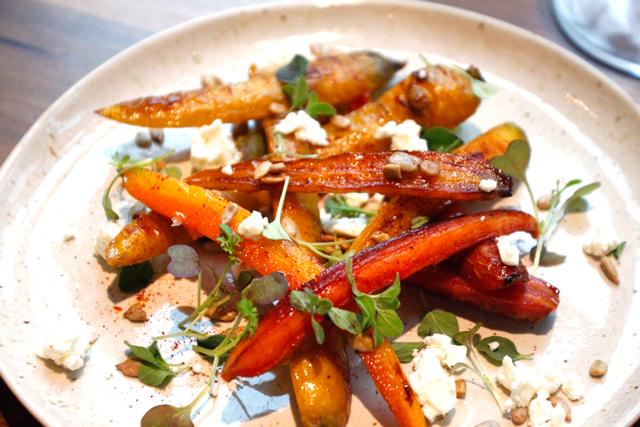 heong soon park carrots