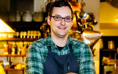 Stuart Lane of Spinasse and Artusi