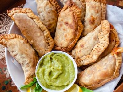 Vegan Empanadas