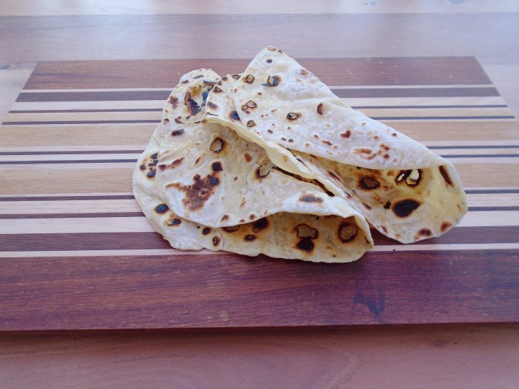 No Yeast Flatbread Recipe