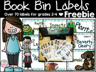 FREE Back to School Resources - The Hungry Teacher