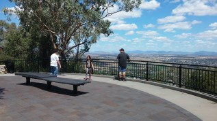 checking out oxley lookout
