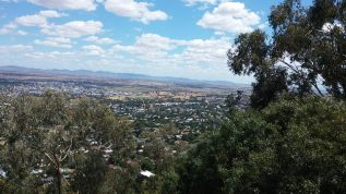 tamworth oxley lookout