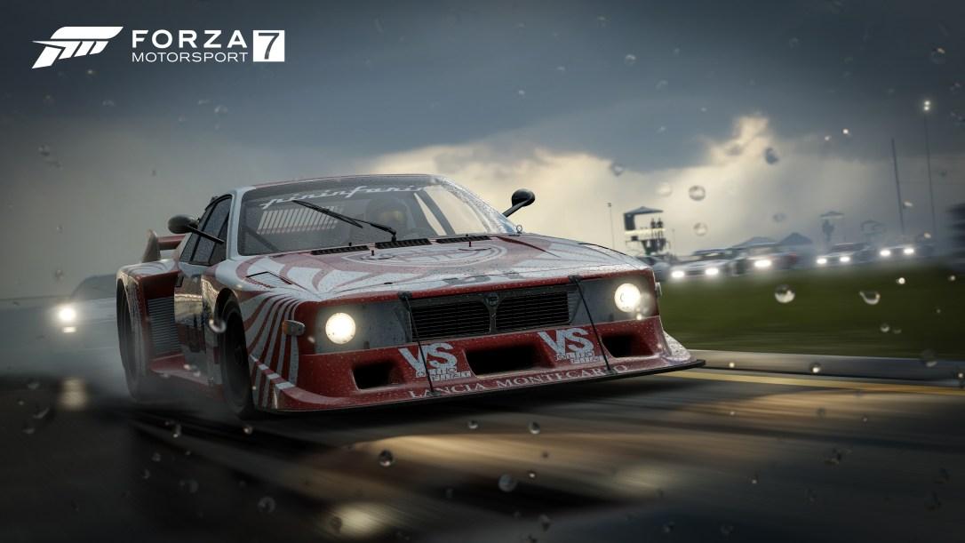 Forza Motorsport 7 Preview Wet Racing