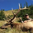 The Huntin' Daddy - Rocky Mountain Elk
