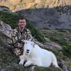 The Huntin' Daddy - American Mountain Goat