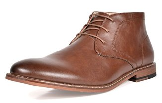 smart ankle office boots for men
