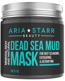 Aria Starr Dead Sea Mud Mask For Men