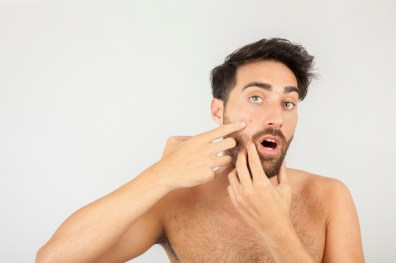 why should men use facial skin mask