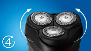 rotary electric shaver