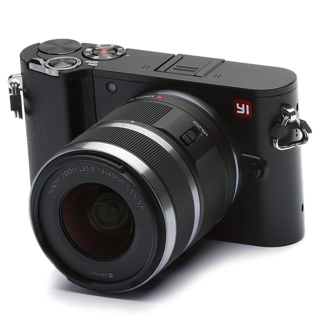 Y1 M1 4K 20 MP mirrorless digital camera