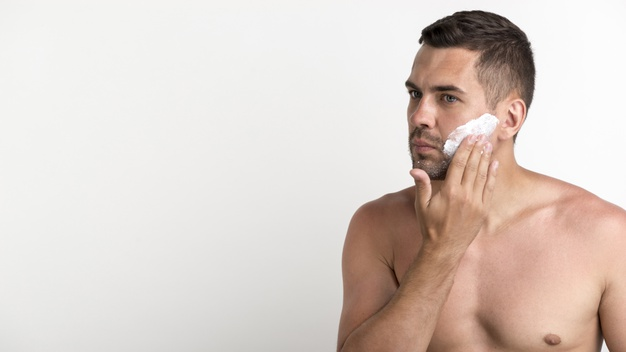 male face grooming guide