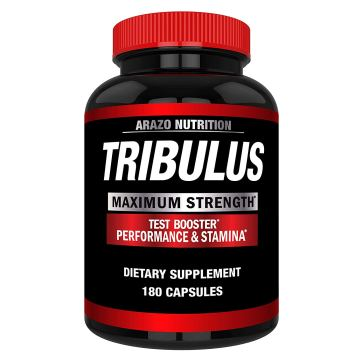 Tribulus Terrestris Extract Powder - Testosterone Booster with Estrogen Blocker