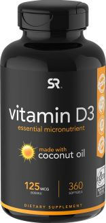 Vitamin D supplement to Increase Testosterone