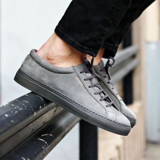 minimalist men's sneakers