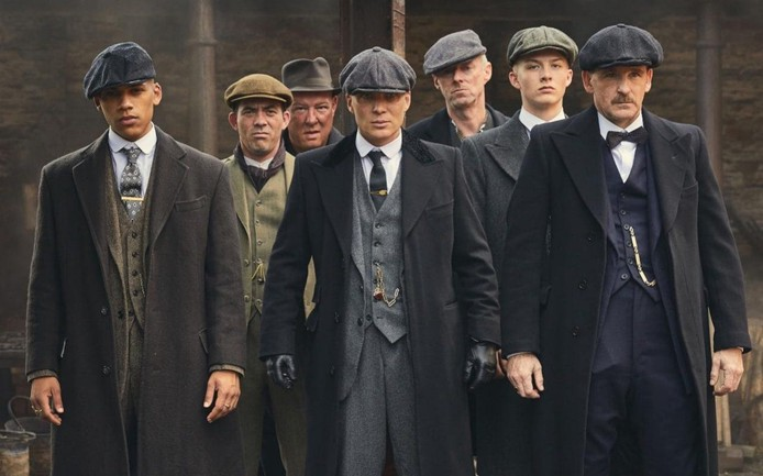 Peaky Blinders Cast Hairstyles