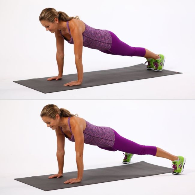 HIIT workout for fat loss