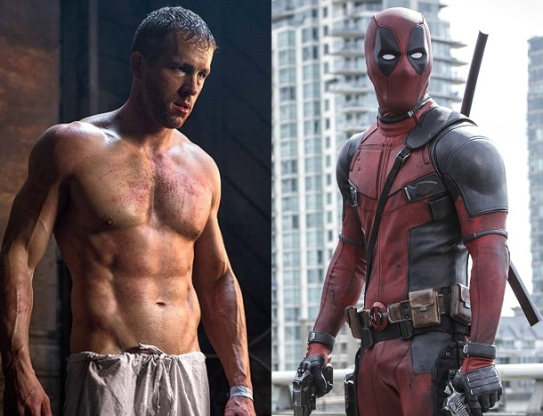 Tyan Reynolds workout routine for Deadpool character