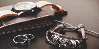 best ways to wear accessories for men
