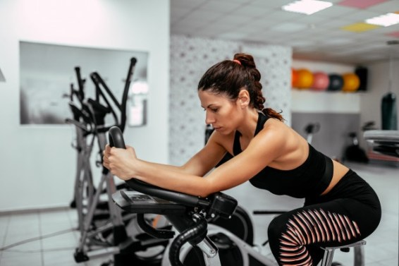 cycling hiit workout belly destroyer