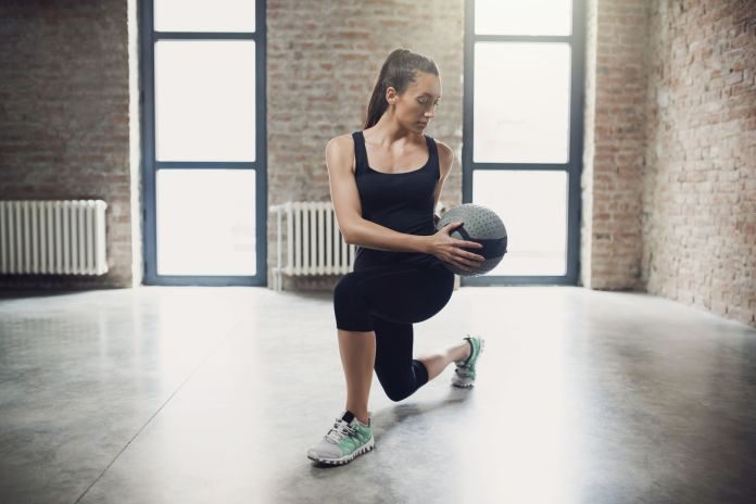 lunge twist best exercise for belly fat loss