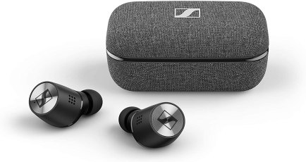 Sennheiser Momentum True Wireless 2 - Bluetooth in-Ear Buds with Active Noise Cancellation