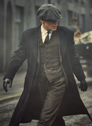 heavy pants stylish outfit 1920 peaky blinders