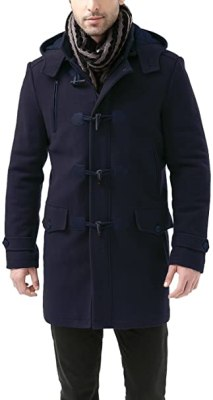men's trending duffle coat of 2021