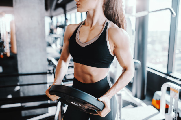 plate press out exercise best for chest