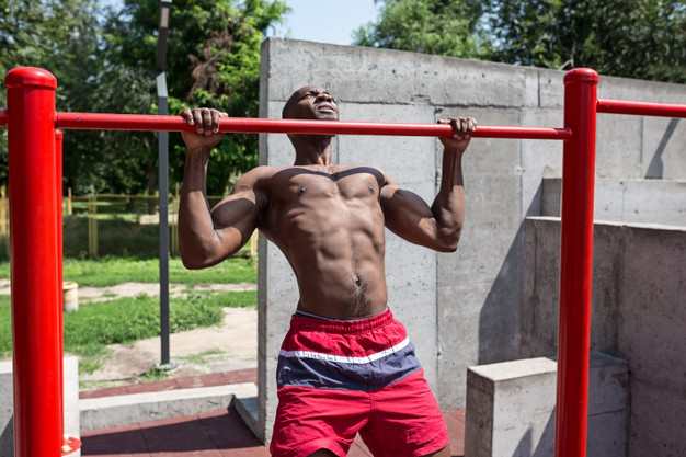 best grip for pull up exercise