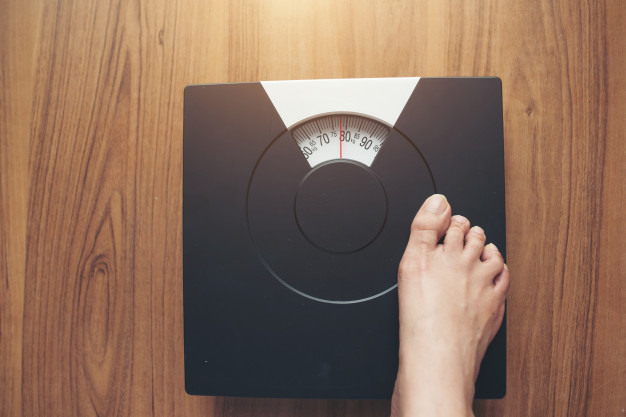 weight scale photo