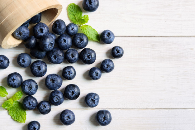 blueberries are great for losing weight explained