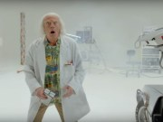 Doc Brown is back in this Back to the Future short film