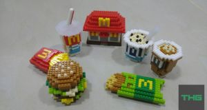 McD x nanoblock Collection