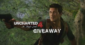 Uncharted 4 THG Giveaway