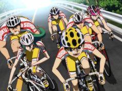 Yowamushi no pedal