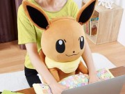 pokemon cushion eevee_1