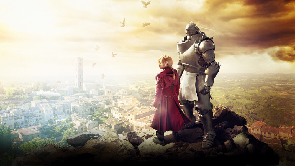 Fullmetal Alchemist trailer gives first look at the Homunculi
