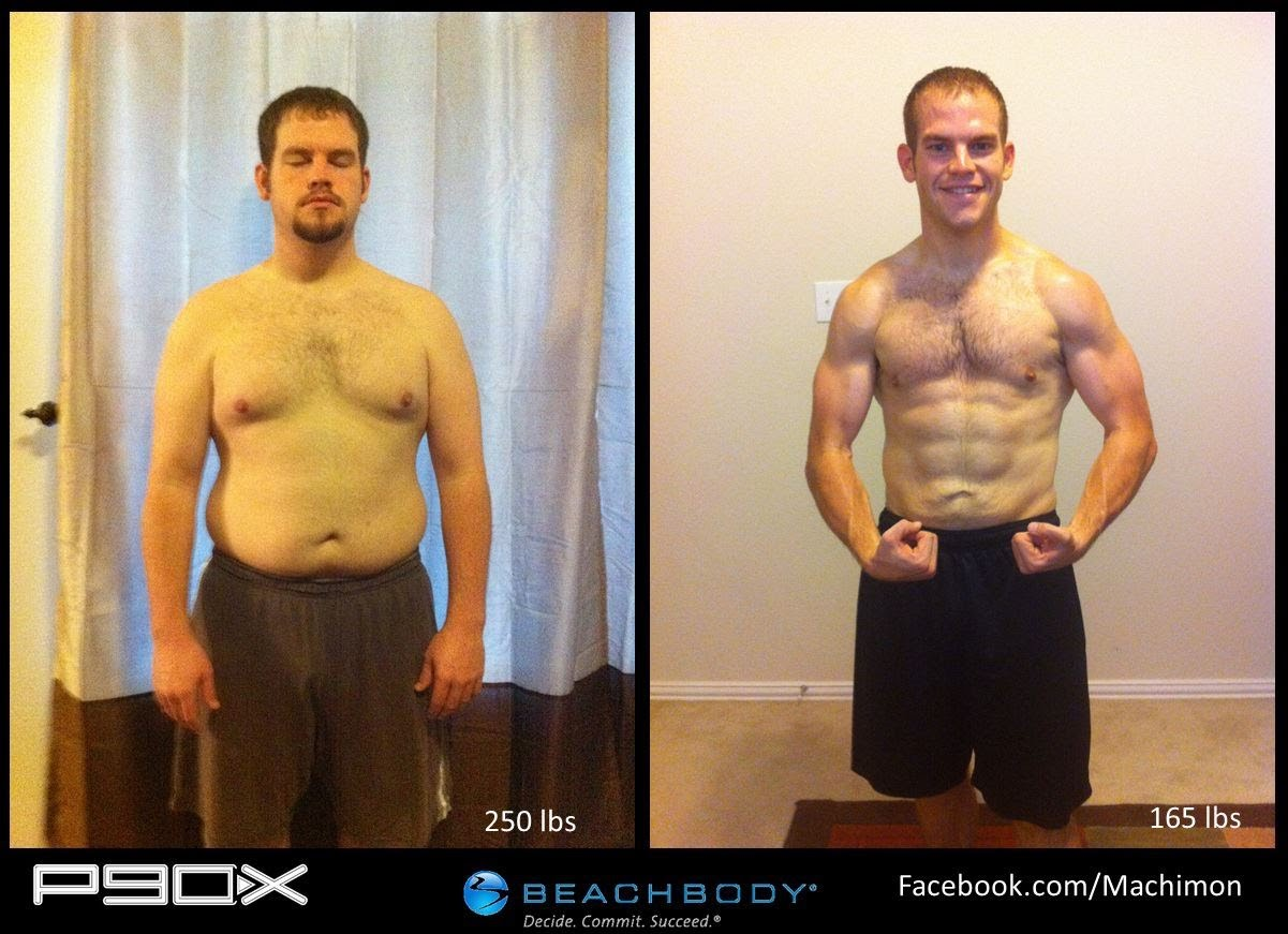 Best P90x Workout For Runners