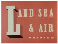 Land | Sea | Air