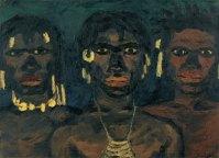 New Guinea Tribesmen