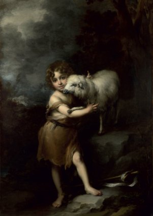 The Infant Saint John with the Lamb