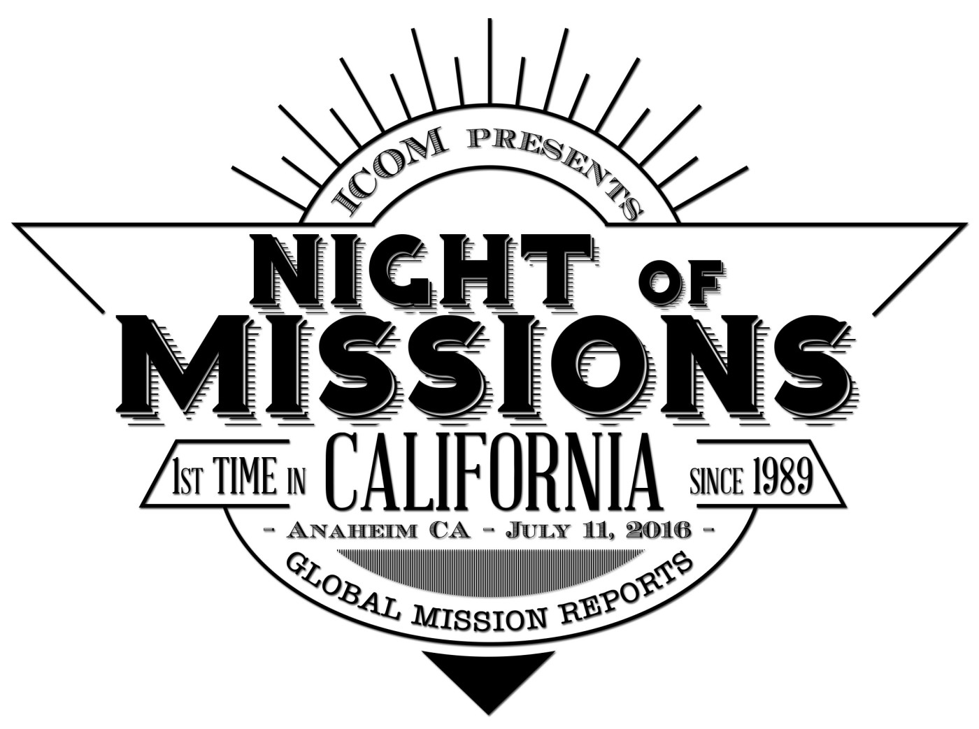 """Don't Miss the """"Night of Missions"""""""