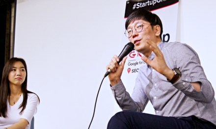 Interview recap with ICONLOOP CEO JH Kim @ Startup Grind
