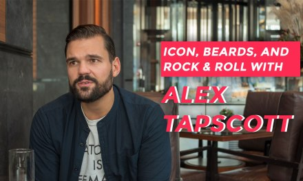 Alex Tapscott Interview: Talking ICON, Beards and Rock & Roll