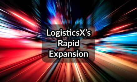Will LogisticsX Reach the Last Mile with November Partnership Spree?