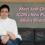 ICON's New Public Affairs Director wants to make the world a better place, one block at a time