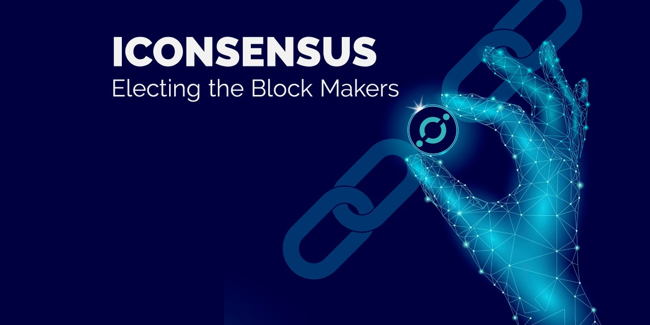The selection of P-Reps marks the beginning of ICONSENSUS